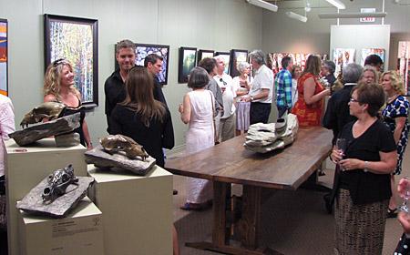 Algonquin Art Centre - Opening Show, 2011