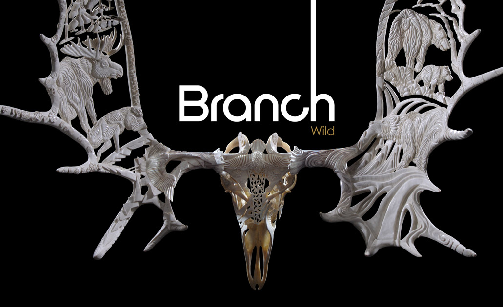 Branch Magazine: Wild (cover featuring Yukon Seasons)
